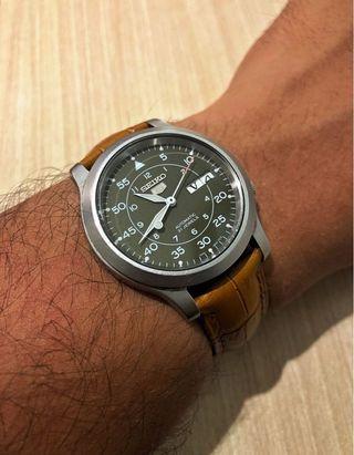 Seiko 5 SNK805K2 Field Watch