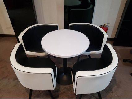 洽談桌椅組/整套售