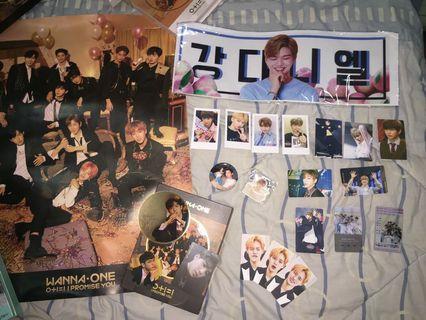WannaOne IPU album bundle