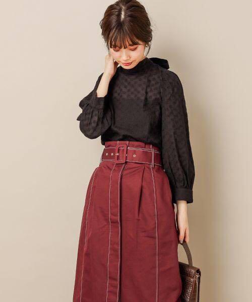 2WAY🎀🎀日系前後兩穿綁帶打結刺繡恤衫上衣 Japan two way top tie-up ribbon eyelet embroidery shirt top black top white top pink top