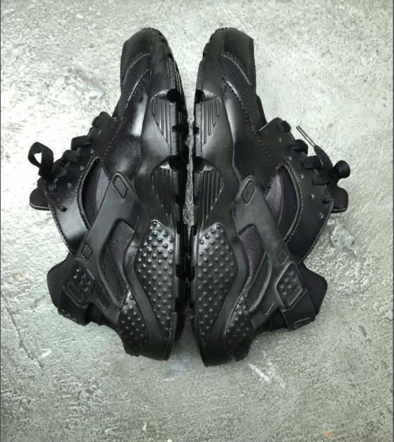 黑武士鞋 超新
