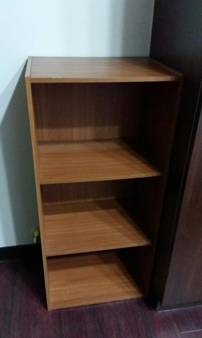收納 書櫃 置物架 三層