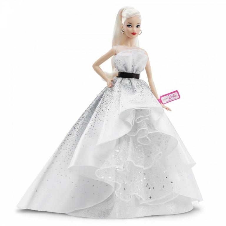 🆕 Barbie Doll 60th Anniversary