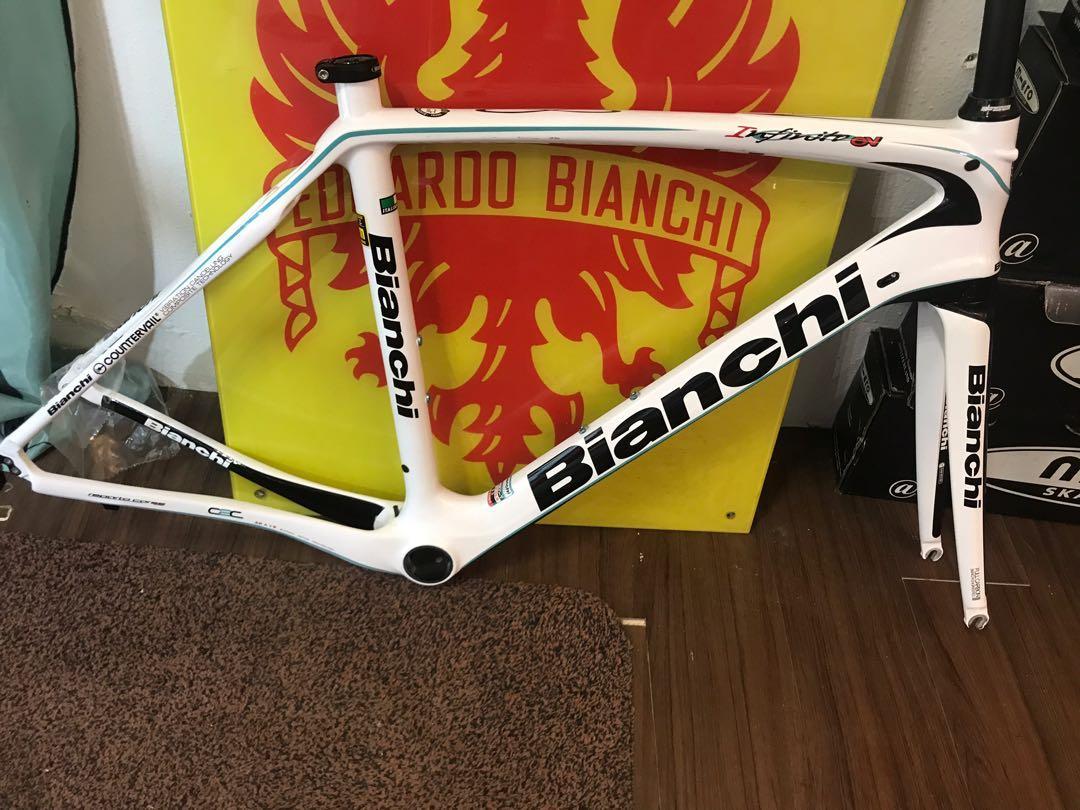 全新行貨特價 Bianchi Infiruito CV carbon frame