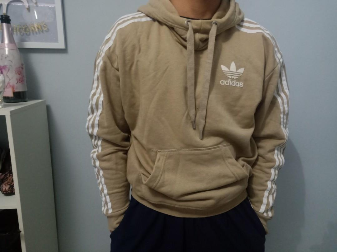 Adidas jumper size small