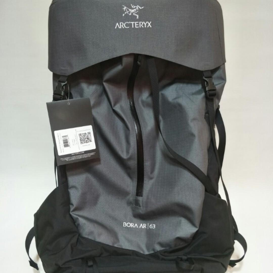 Arcteryx Bora AR 63L Backpack Men Size Regular