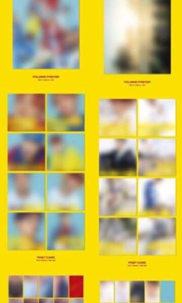 ATEEZ Treasure Ep.3: One to All (Wave & Illusion ver.)