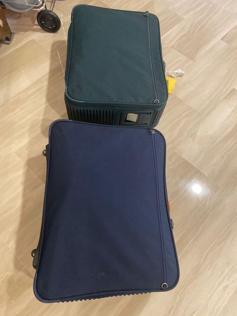 Vintage Mandarina Duck Luggage