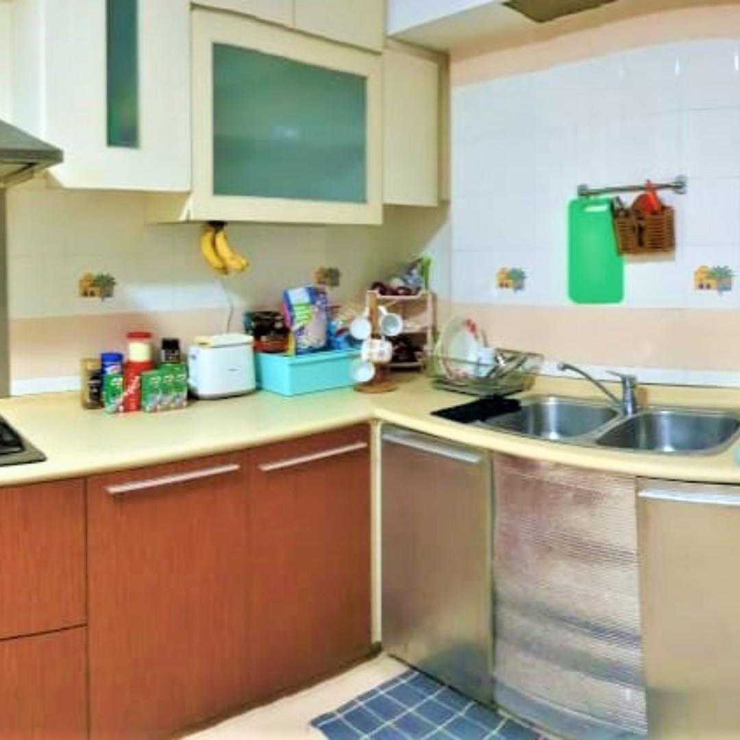 BLK 689E Woodlands Drive 75 – Mins to ADMIRALTY MRT! KAMPUNG ADMIRALTY / FOODCOURT / All Races and PR eligible!