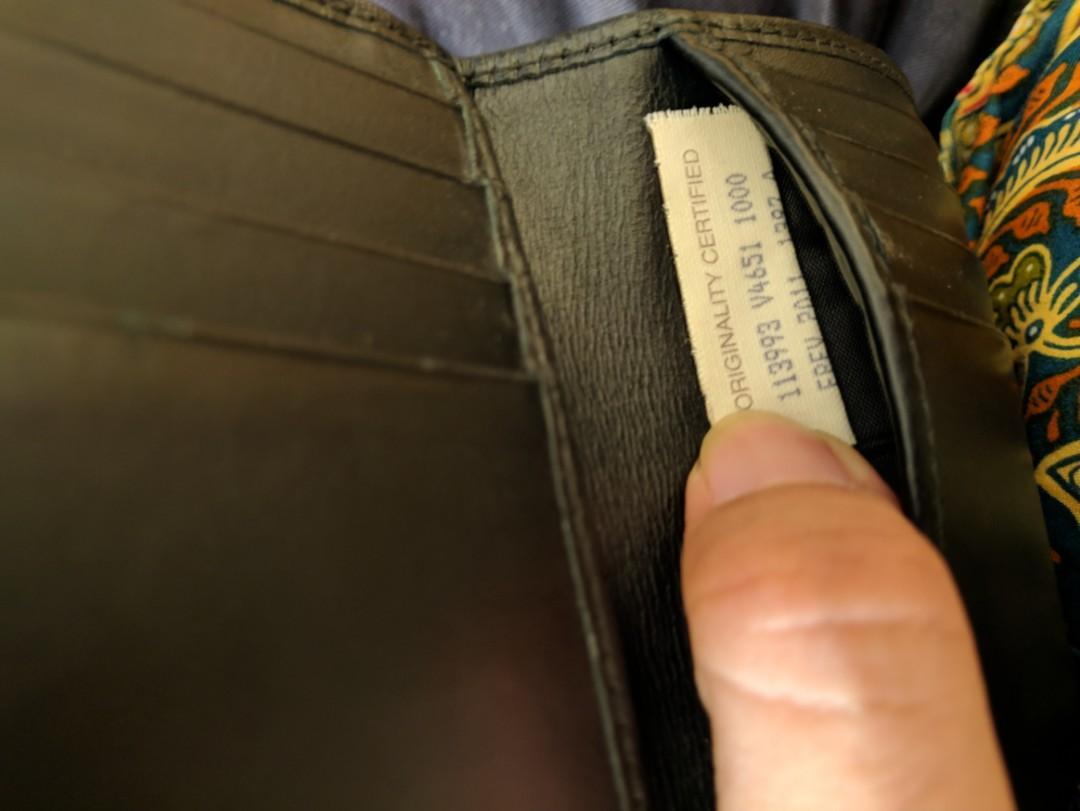 Reprice Bottega Veneta Wallet Bifold Intrecciato MINT Condition