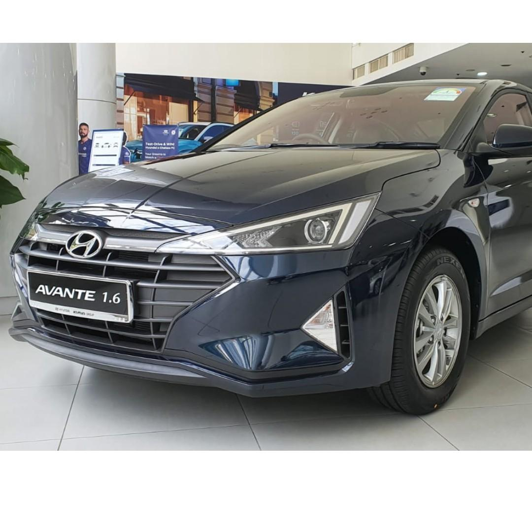 Brand New Hyundai Avante 1.6 from $56 per day