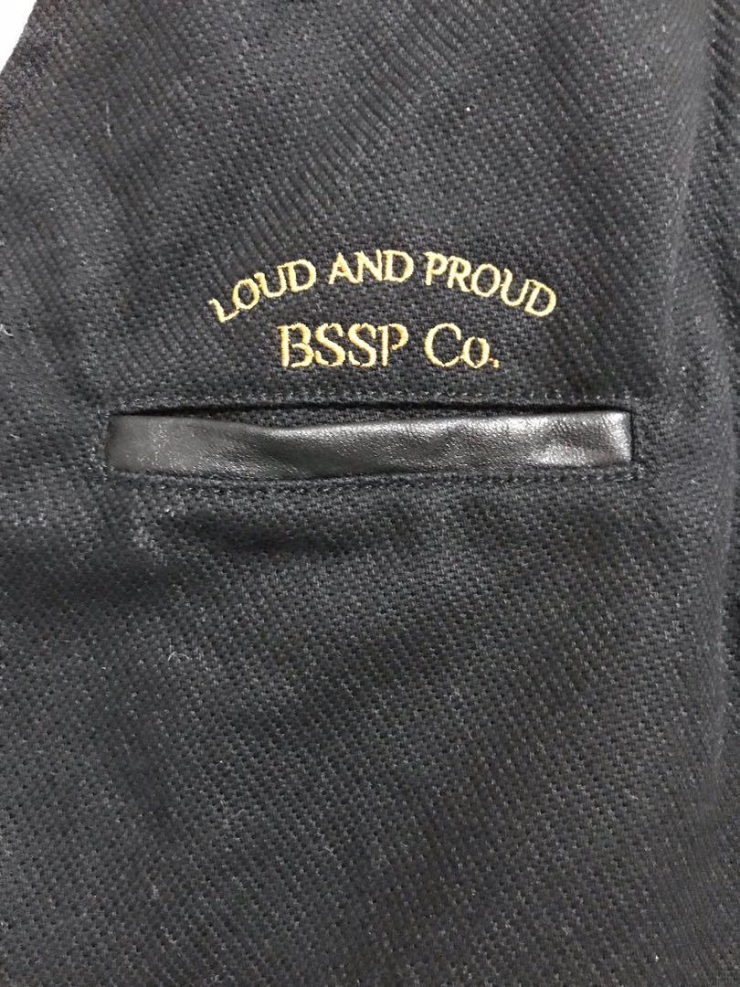 BSSP背心