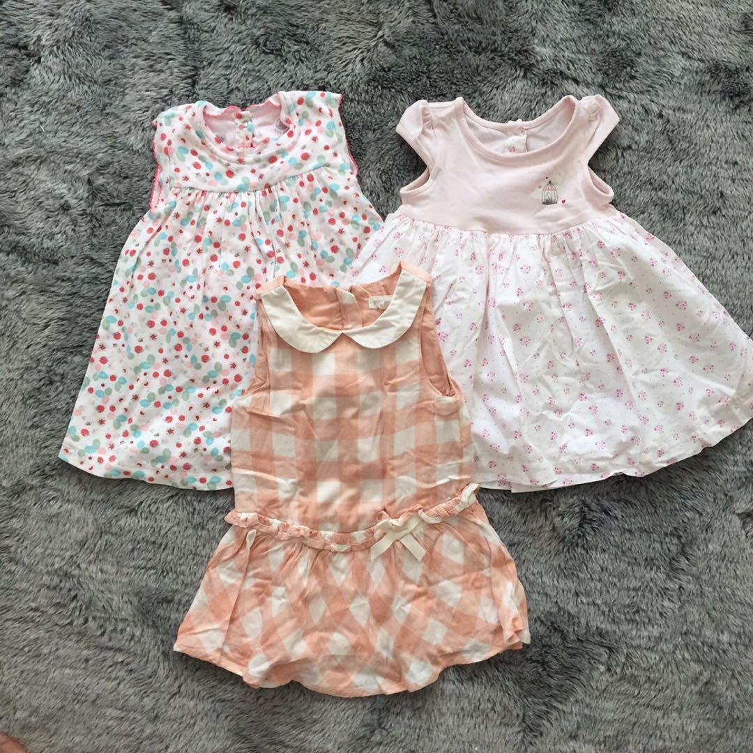 Bundling promo girl daily dress