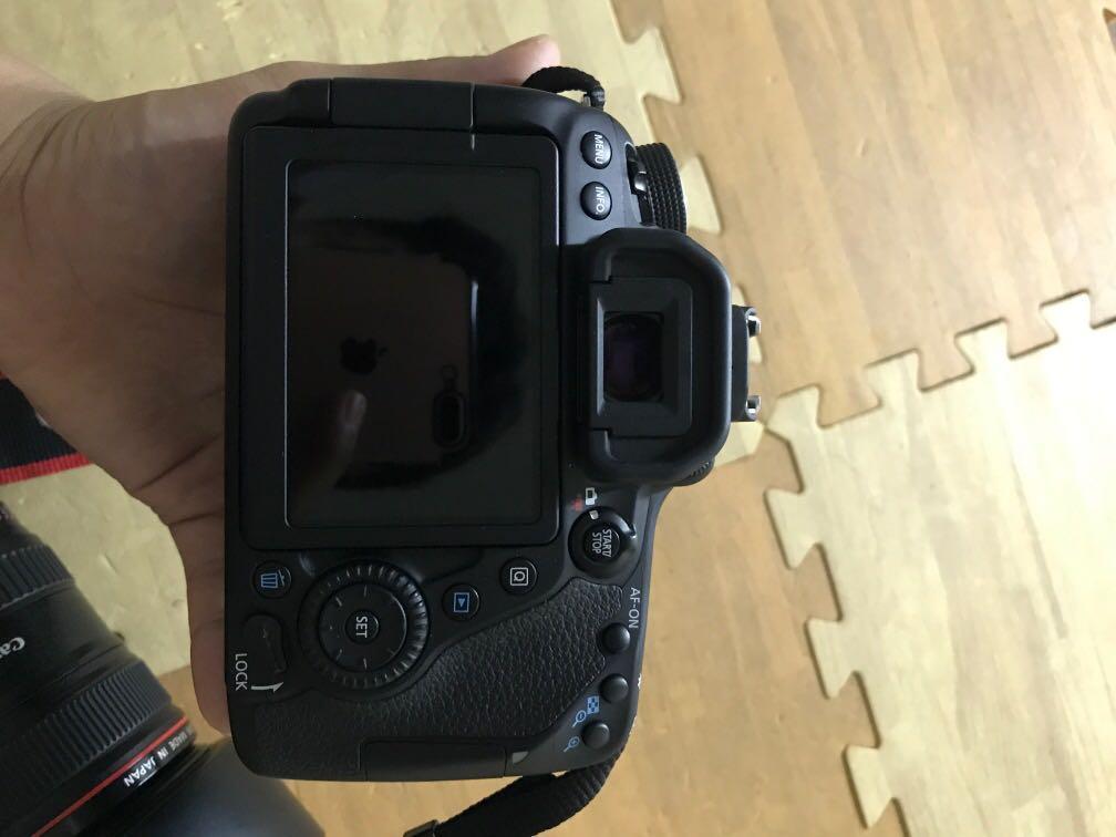 Canon 80d + 24-105mm