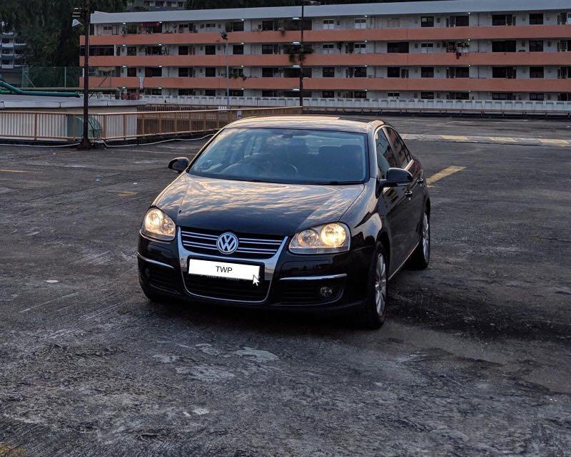 Cars for rent [Volkswagen Jetta]