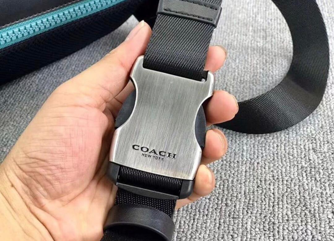 Coach rivington sling bag