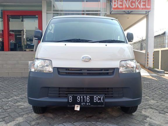 DP MURAH Daihatsu Granmax Blind Van mulai 15 jutaan. Daihatsu Pamulang