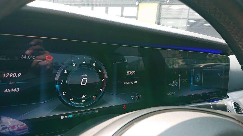 E250 BENZ 2016-17年 時跑4萬公里喔