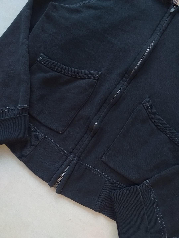 #FORSALE  Vtg Joe Mccoy & Co Ballpark Knit Wear Original Weight Zip Hoodie