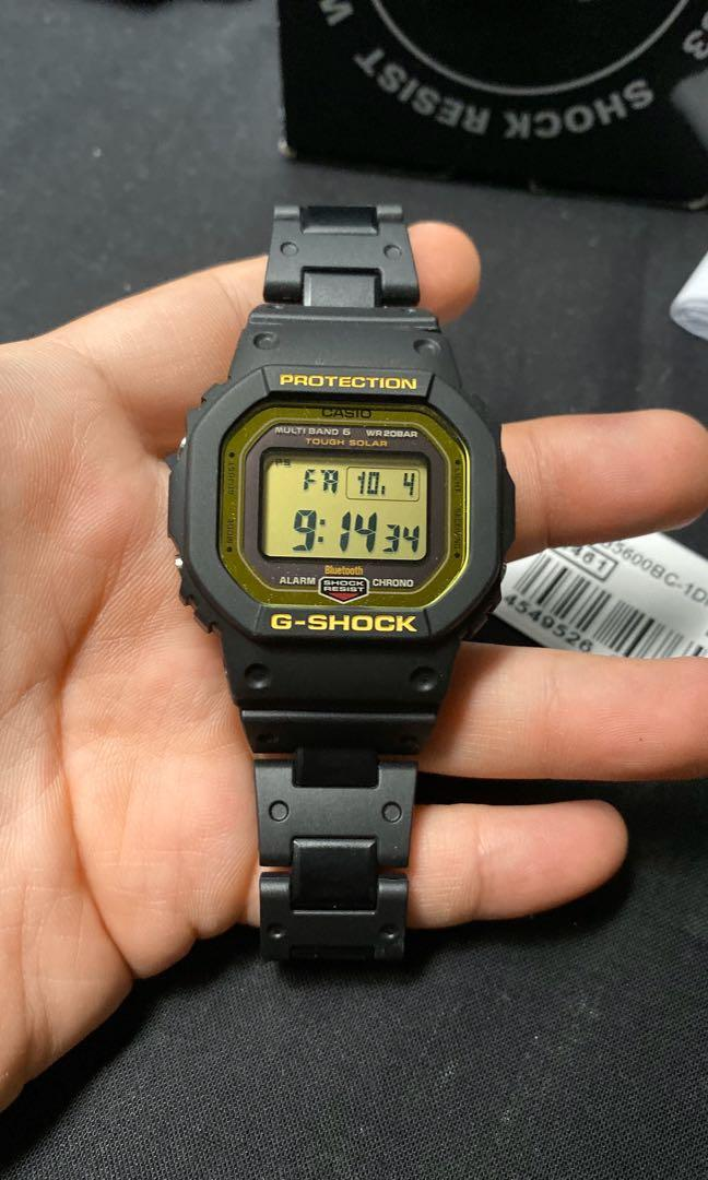 G-Shock GWB5600 combi