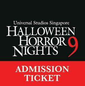 HHN9 Tickets From USS