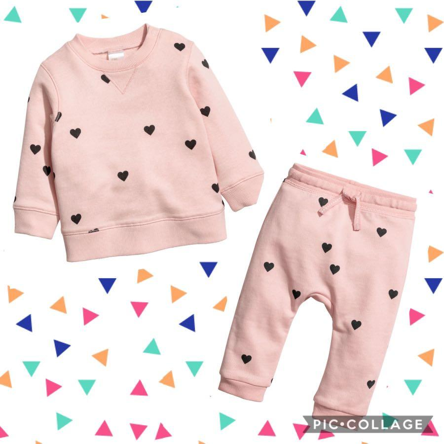 H&M Kids Pyjamas 6-9M COMBO