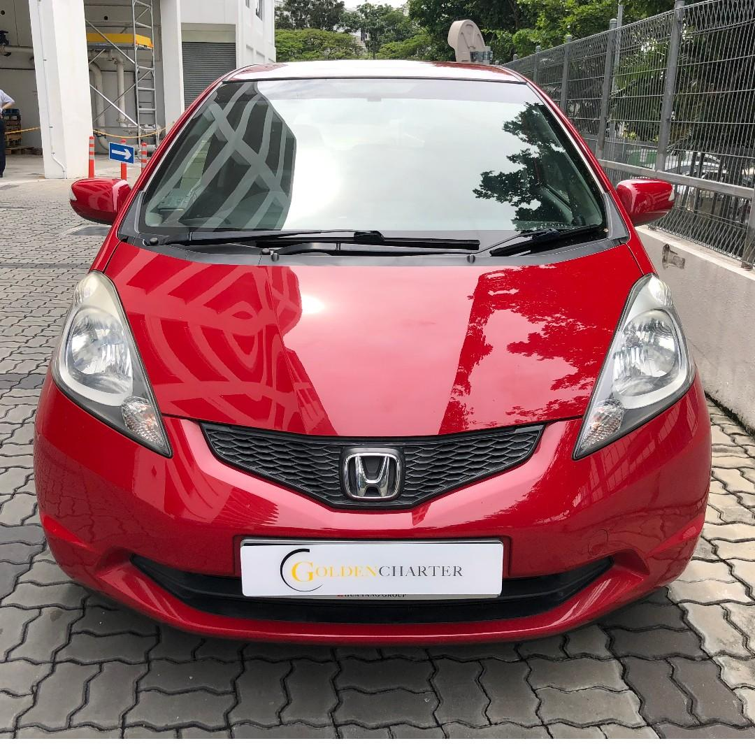 Honda Fit 1.3 A For rent ! Call us now to know more !