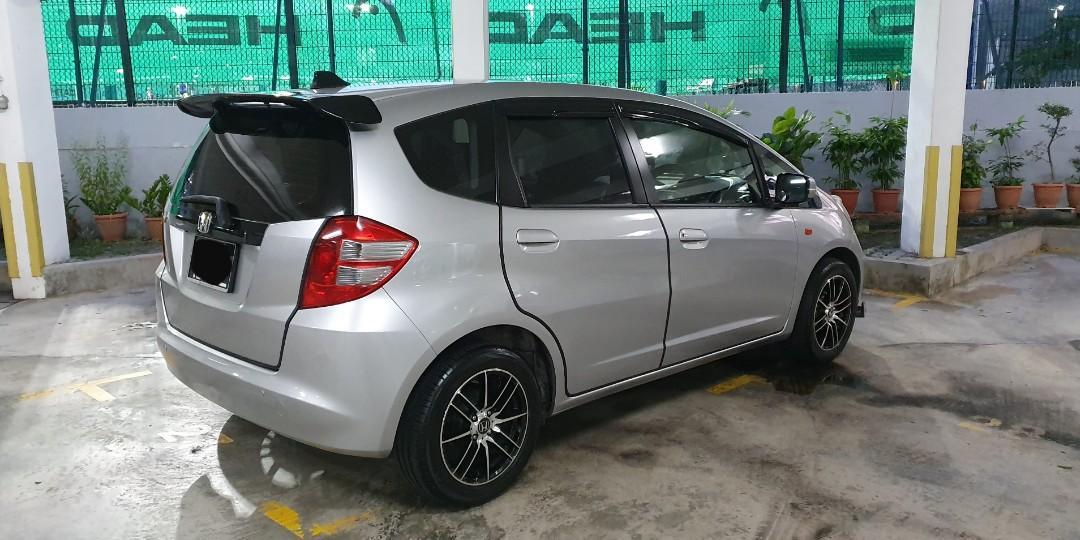 Honda Fit 1.3 G (A)