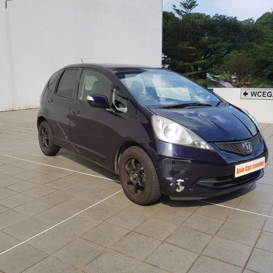 Honda Fit (for rent)