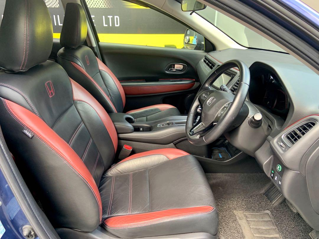 Honda Vezel 1.5 X (A)