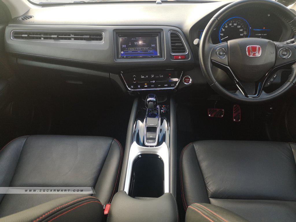 Honda Vezel Hybrid 1.5L