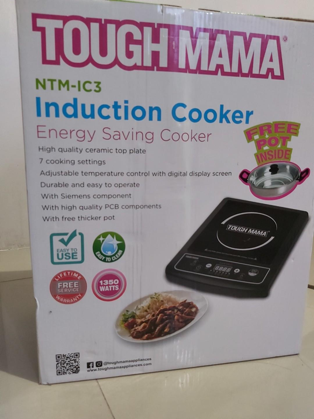 Induction Cooker - New