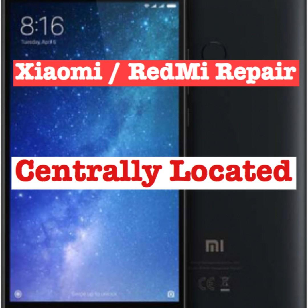 iPhone Samsung Huawei Redmi OPPO Sony Phone Screen Repair