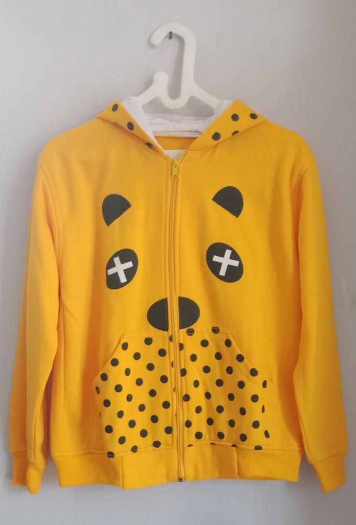 Jaket Panda Wanita