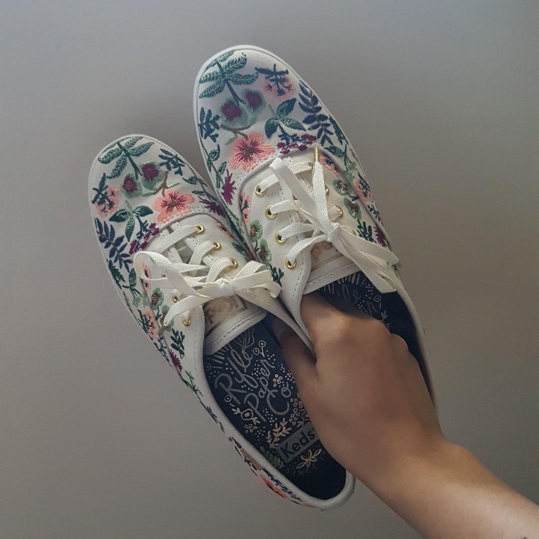 keds x rifle co. champion herb garden (limited edition)