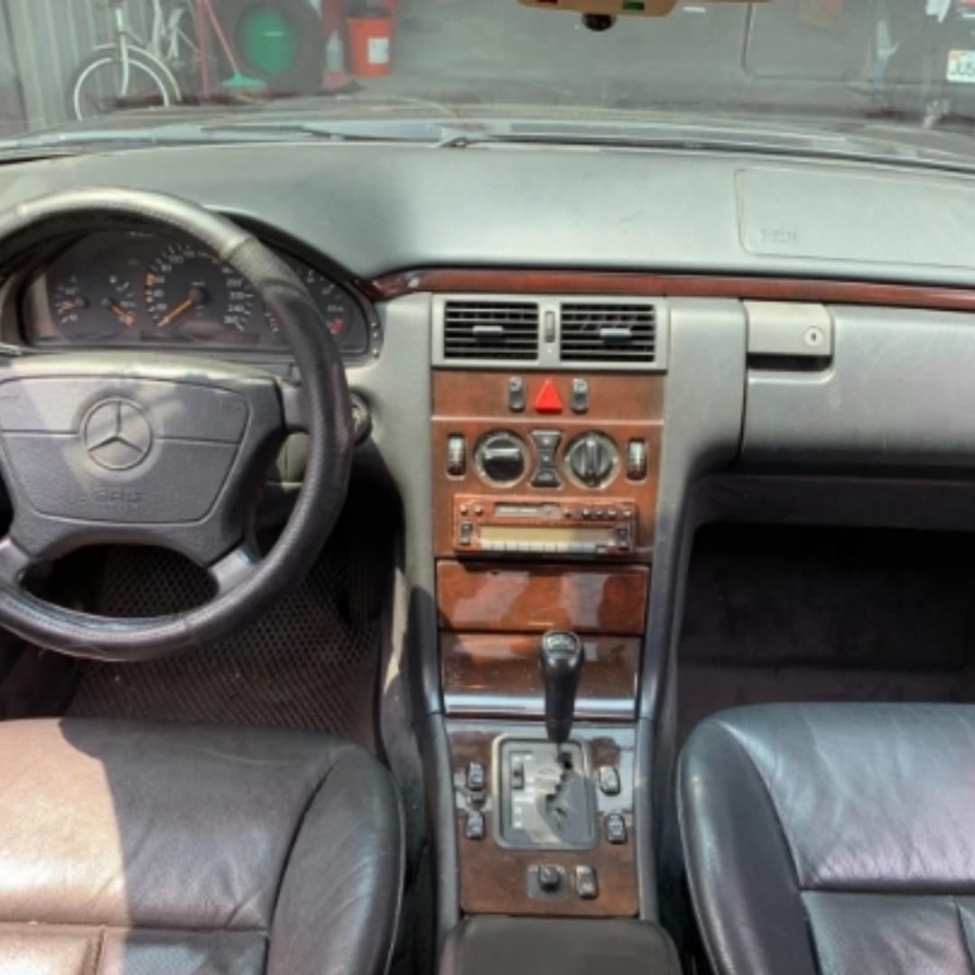 Mercedes-Benz E-class Sedan E280 1997款 手自排 2.8L 16萬