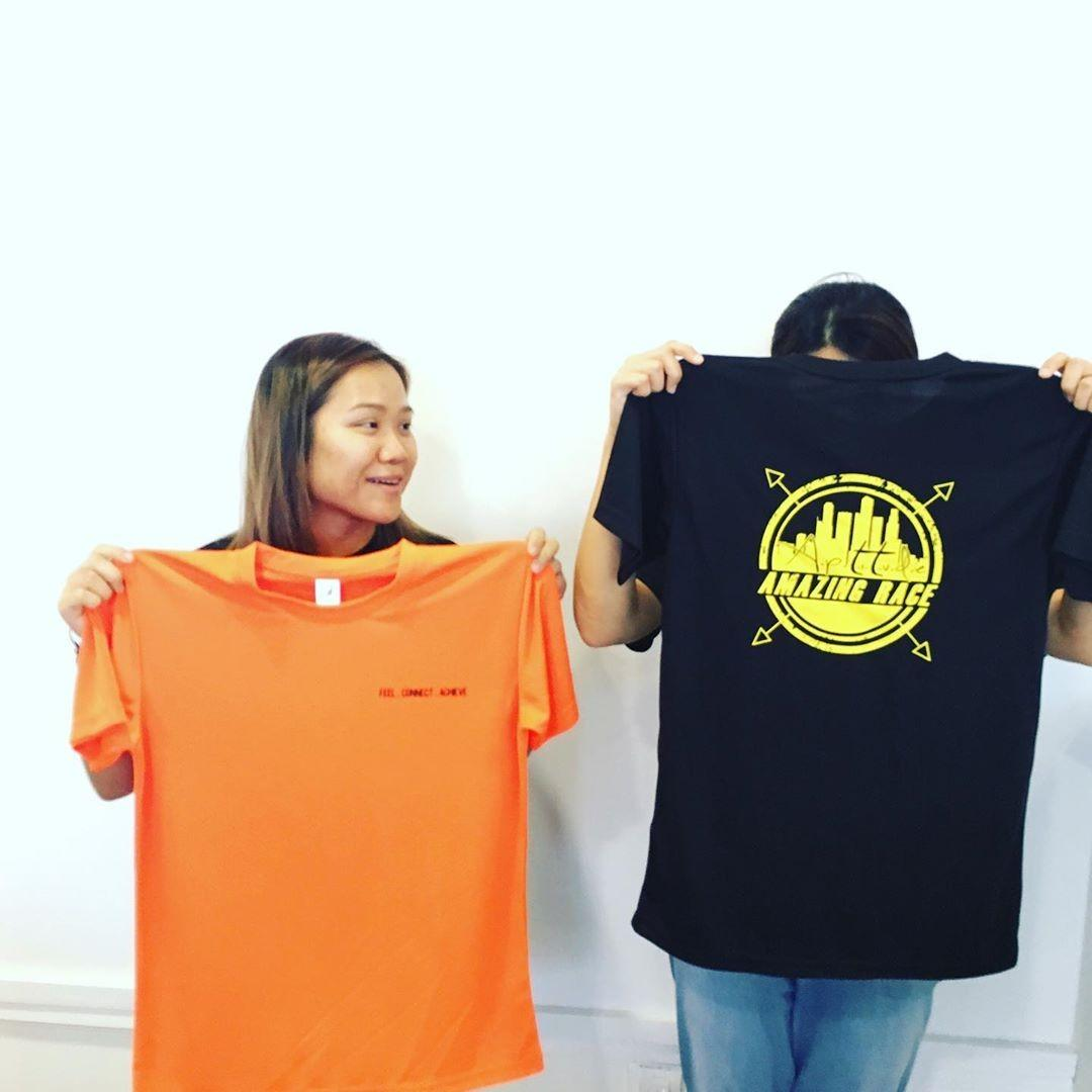 😄Need to do up your Company/Event Tees like these people? Look no further!