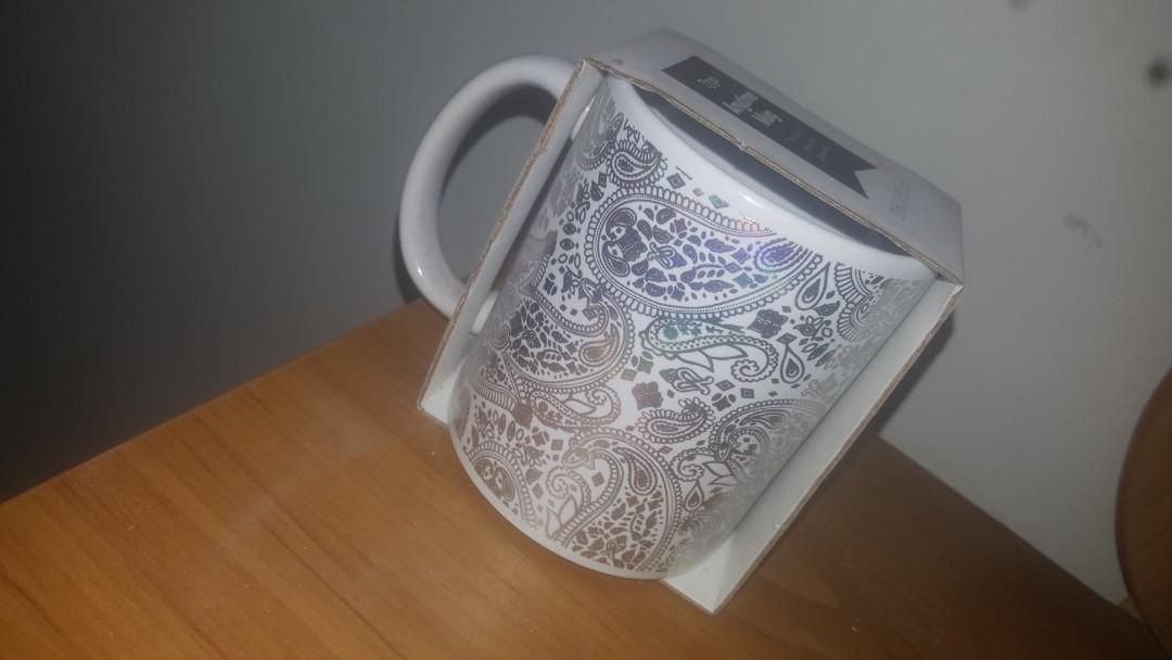 New cup design
