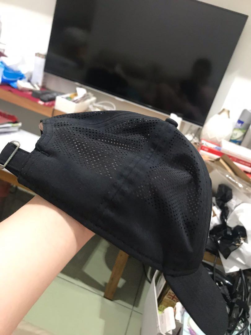 New era NY black cap 9forty