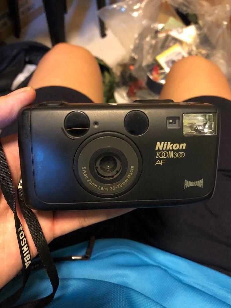 Nikon zoom 300