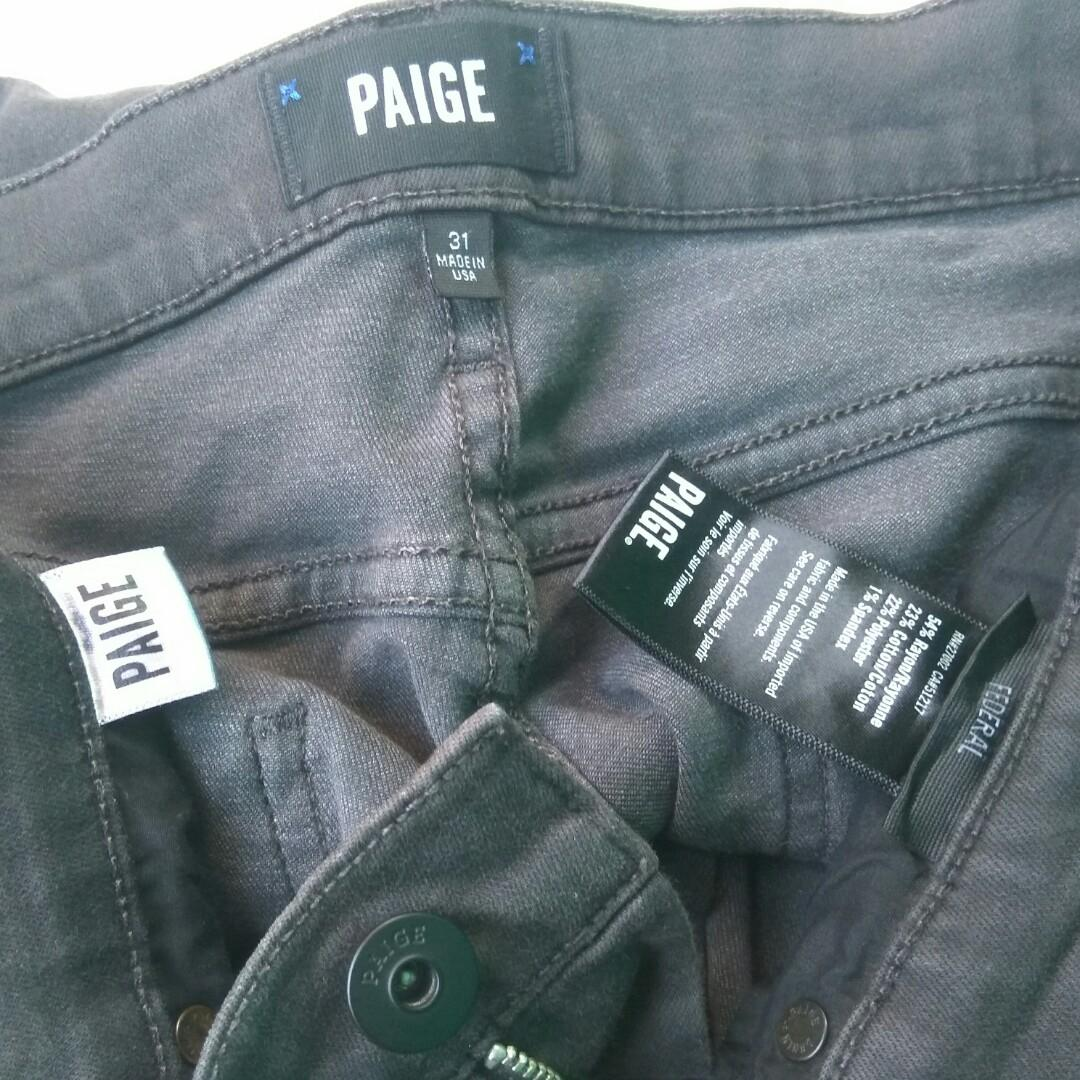 PAIGE Made In U.S.A. - Paige Jeans - Celana Jeans