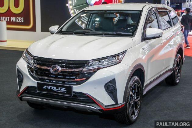 Perodua Aruz 2019 I Give What People Don't,Customer My Priority