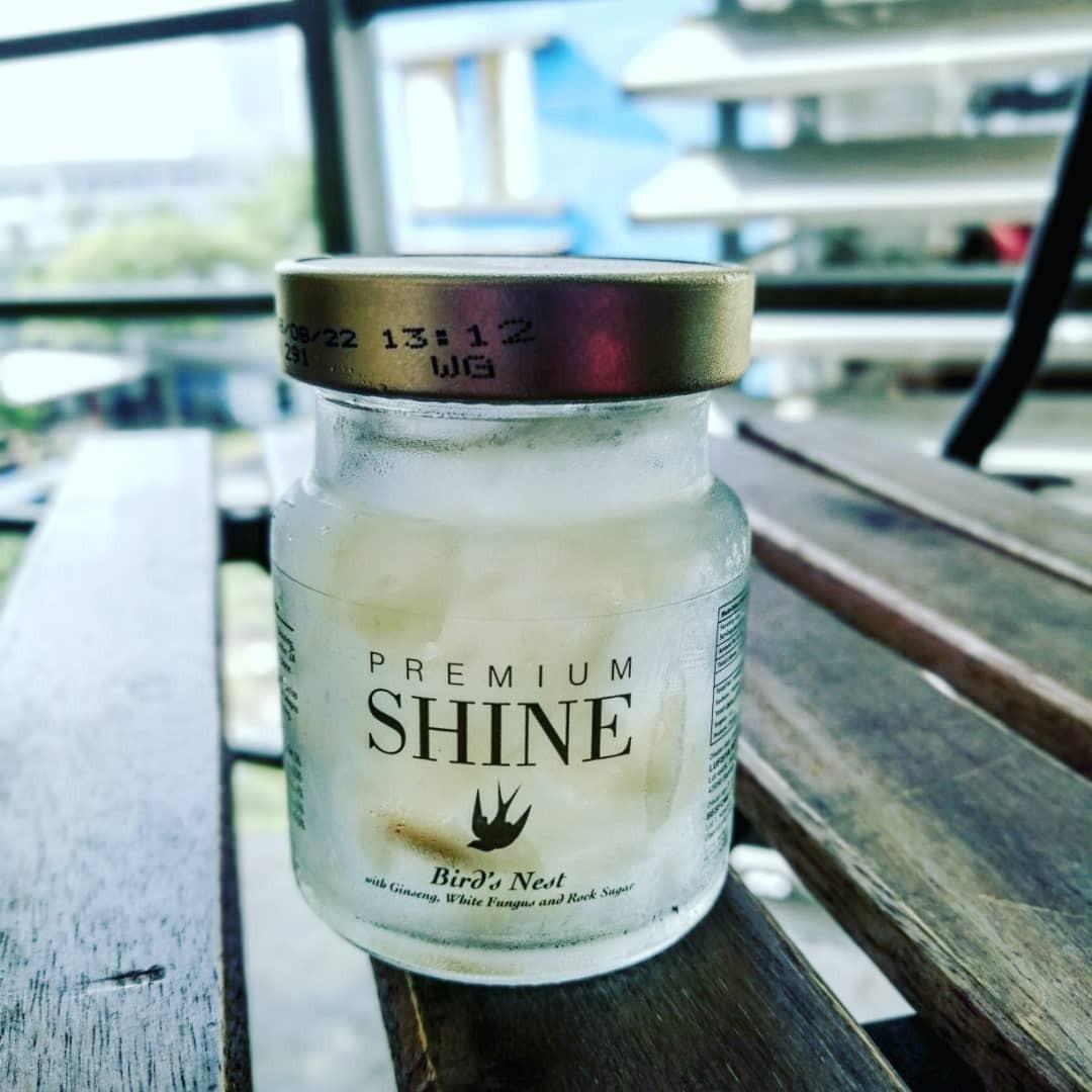 Premium Shine Bird's Nest