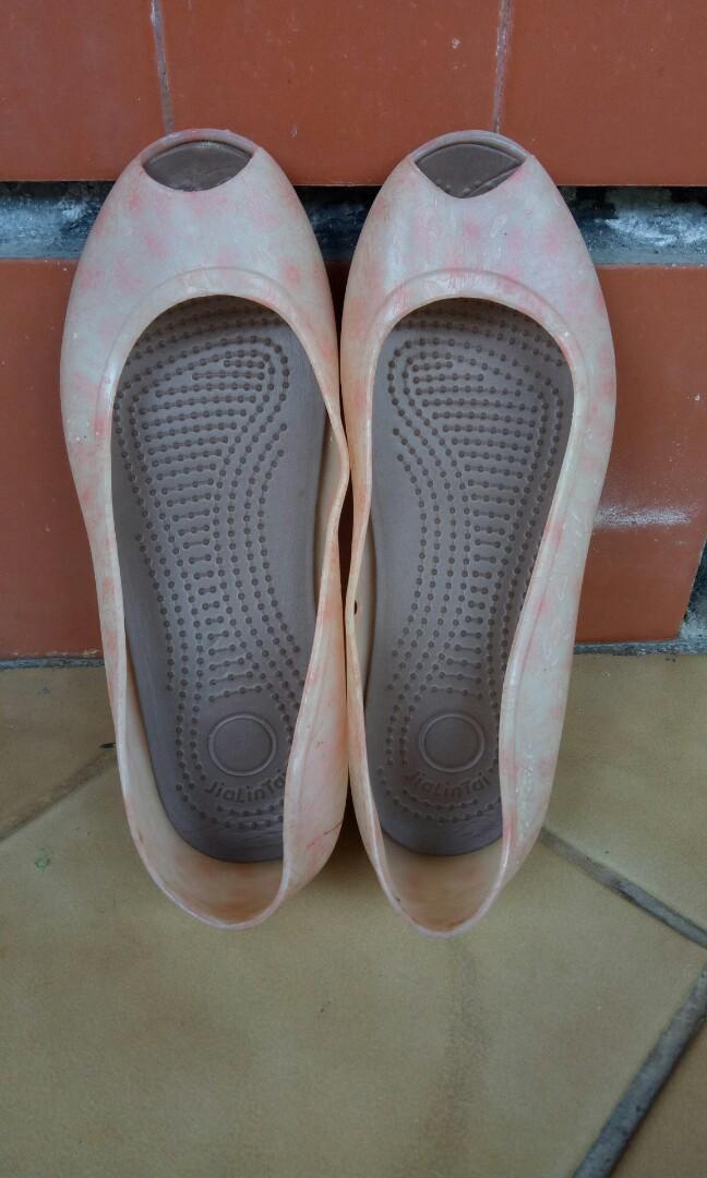 Sepatu Jelly #visitsingapore