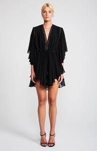 Shona Joy Size 12 Eclipse Mini Dress