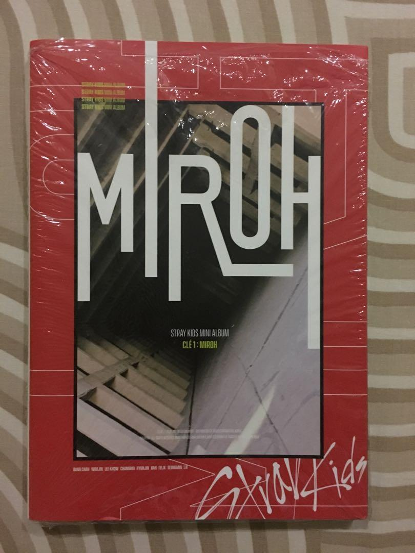 Stray Kids miroh album