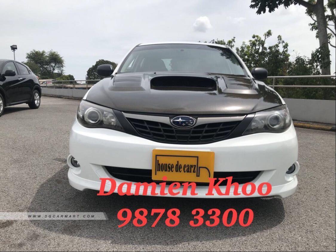 Subaru Impreza 2.0 R-S 4-Dr Auto