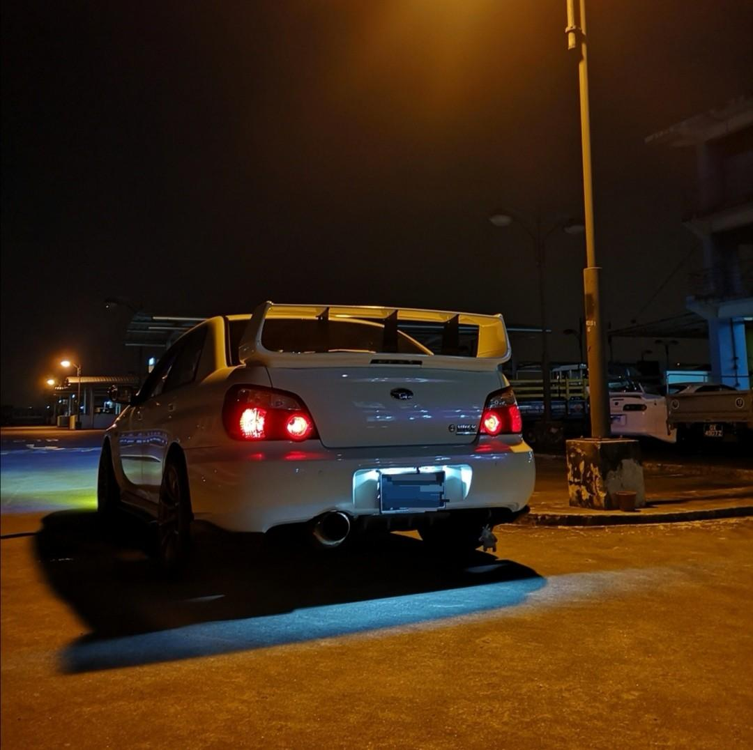 Subaru Impreza WRX 2.0 Turbo (A)