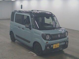 SUZUKI SPACIA GEAR HYBRID (全新車)2019