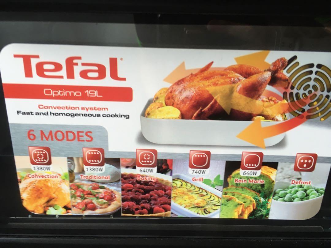Tefal Oven 19L
